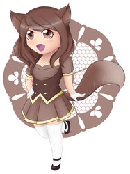 MYO Furomimi CS|Chloe by Angelgurl3