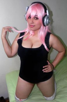 Sonico by lunacosplayer