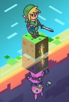 Link's link! by Trudsss