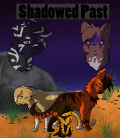 Shadowed Past cover by SpiderRen