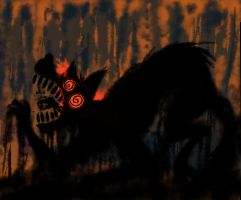 Black Shuck 2 by ceallach-monster