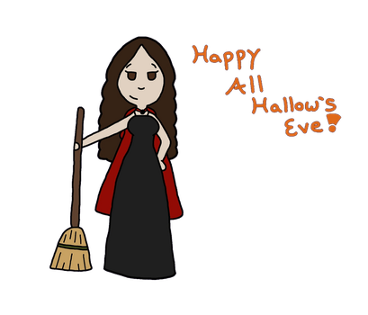 Happy All Hallow's Eve (Transparent) by Sassafras-Tea