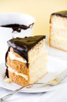 Boston Cream Pie by bittykate