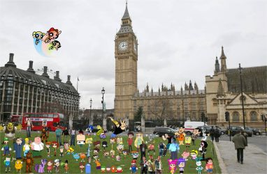 Crossover and Game City World Tour London by xxphilipshow547xx