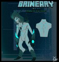 Brineary Viral form [True brineary] by Dierinks