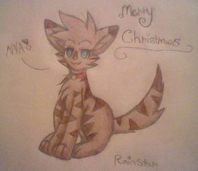 Art Trade With Rainstar-123 by Soniclover2010