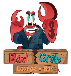 Bad Crab by Moomuu