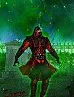 MK Ermac Poster by xRedhawkAcex
