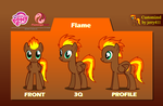 Flame [Flash puppet] - UPDATED by jerry411