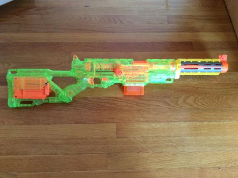 WIP Nerf sniper rifle by Darkswag