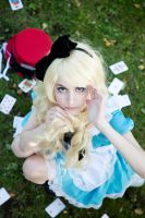 Alice in Wonderland by SaicaChii