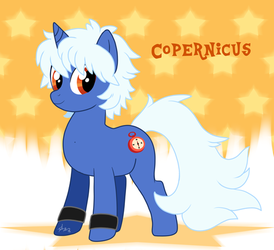 Copernicus by StitchPatchRepeat