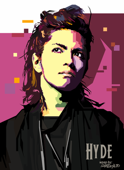 Hyde in WPAP by setobuje