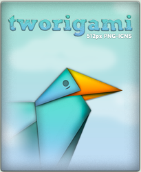 Tworigami by manuee