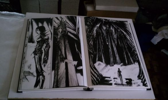 Tsutomu Nihei :: NOiSE :: Spread... by control-authority