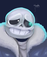 Sans by tooterscoot
