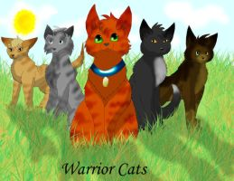 Warrior Cats - Into the Wild by SilverclawLegendTeru