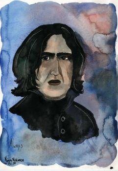Severus Snape...Always by fairychamber