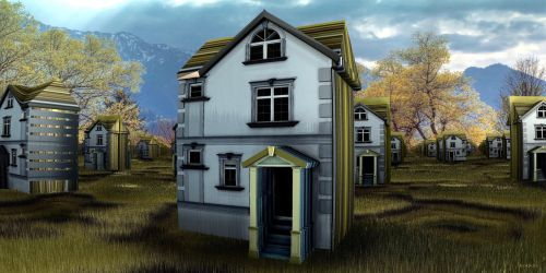 A cozy house for Dortus by marijeberting