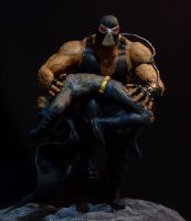 Bane: I Will Break You!!! by chrisis87