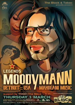Legends: Moodymann by prop4g4nd4