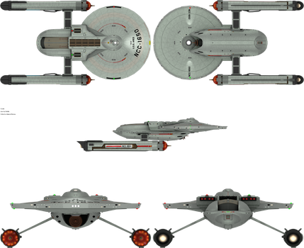 Ares Class by admiral-horton