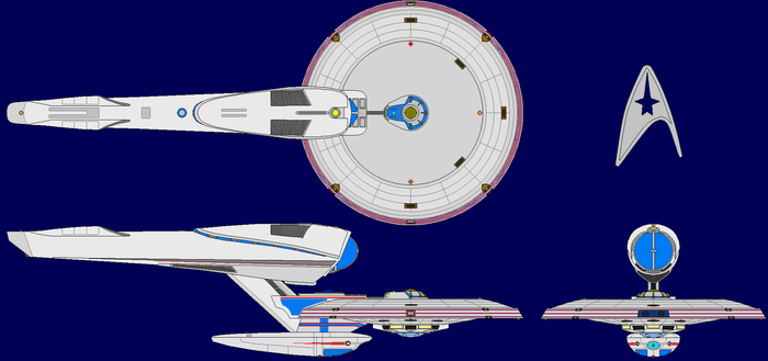 USS Eric Brown JJ-Verse by Scooternjng