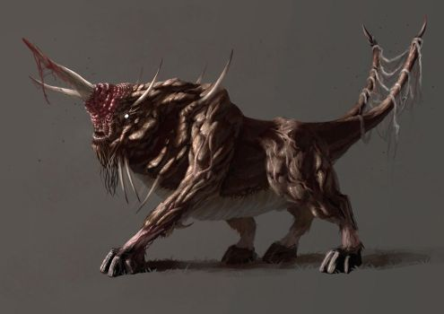 Free to use - Creature Design by Cloister