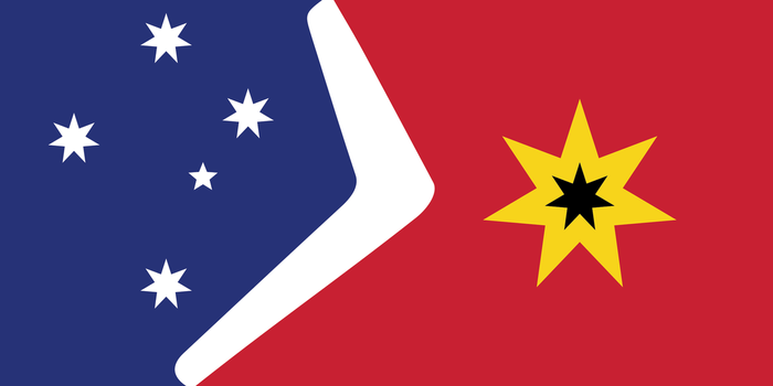 Australia Alternate Flag by Tonio103