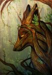 Waldgeist by Culpeo-Fox