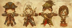 AC3: Connors!! by BloodBlueRain