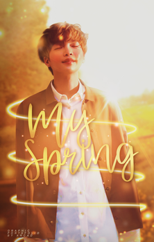 My Spring - Jeong Sewoon by Ann-ArcaD