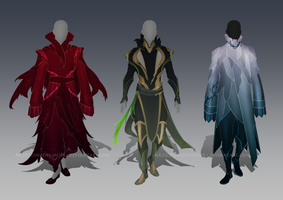 (CLOSED) - Male Outfit Adoptable Set #006 by Timothy-Henri