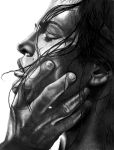 Passion (Pencil Drawing) by Paul-Shanghai