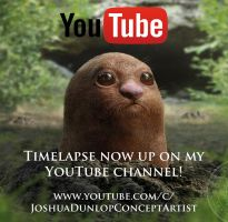 Diglett Timelapse now up!