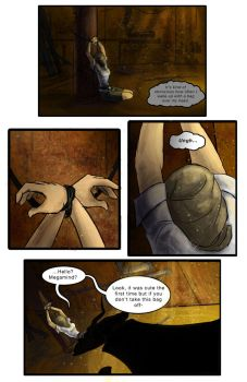 Megamind Fear Returns -  Issue 1 pg 01 by NatnatTOS