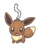 k: eevee by CJsux