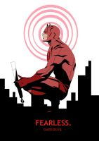 Daredevil- Fearless by Kazemb