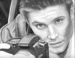 WIP Dean Winchester3 by cpss