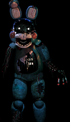 Five Nights at Freddy's [Withered Toy Bonnie] by Christian2099