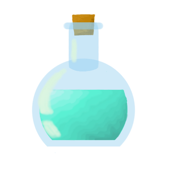 Potion Aqua by Shinigami-cat