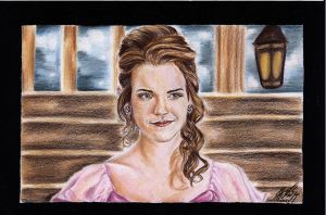 She looks beautiful [Hermione] by Fantaasiatoidab