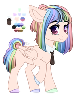 AUCTION : Pastel Business (CLOSED) by Dusty-Onyx