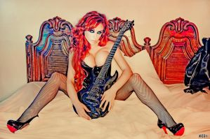 Red Hott by Hollinger