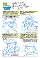 Ask the Cast! July 2015 by the-gneech