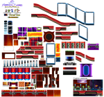 Thermal base background pack by VictiniRUS