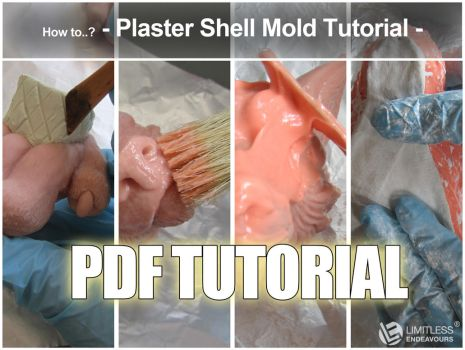 PDF Plaster Shell Mold Tutorial by LimitlessEndeavours