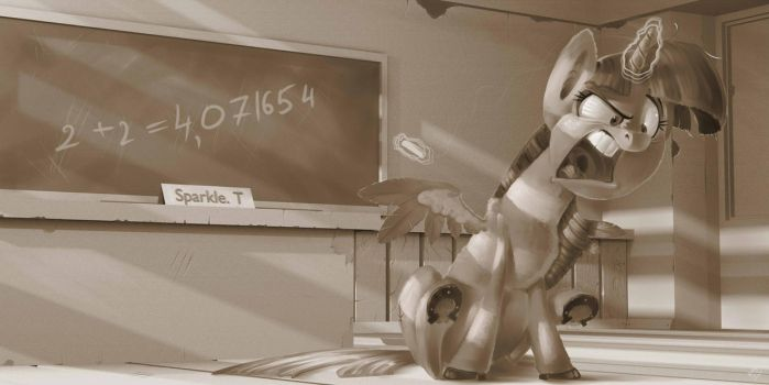 Because this is equestria. by V747