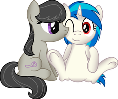A Kiss for Vinyl by artwork-tee