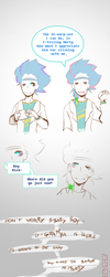 RAM AU: Encounter with C137 Part4 by keary